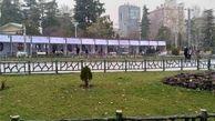 """بازارچه """"دستاورد مادران تهران"""" در بوستان ملت"""