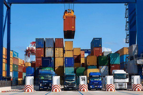افزایش ۴۶ درصدی صادرات کشور از ابتدای امسال
