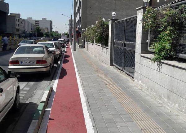 آغاز اقدامات اجرایی برای بهسازی 500 کیلومتر از معابر پیاده روی پایتخت