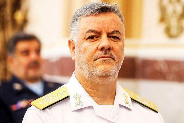 «فاتح» ۹ بهمن به ناوگان نیروی دریایی ارتش ملحق میشود
