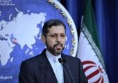 ایران خدشه به امنیت خود را تحمل نمی کند