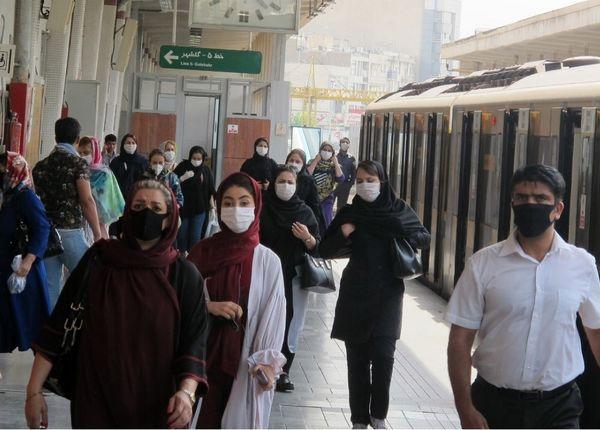 تلاش همکاران ما در شرکت بهره برداری متروی تهران همانند فعالیت تلاشگران بخش درمانی