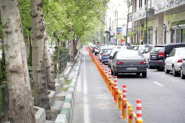 راه اندازی نخستین مسیر ویژه دوچرخه سواری در منطقه سه تهران