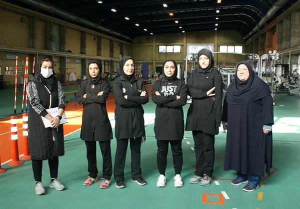 دعوت شدگان به تیم ملی پاراتکواندو بانوان تست دادند