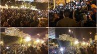 تجمع مردم تونس در اعتراض به سفر بن سلمان+عکس