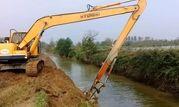 بیش از 23 کیلومتر از رودخانه های استان در جهت آبگذری سیلاب لایروبی شد