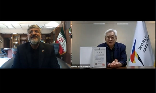 انتخاب فدراسیون تکواندو ایران به عنوان برترین فدراسیون در جهان