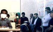 قطار فعالیتهای مدرسهسازی از مسئولیتهای اجتماعی بانک پاسارگاد به نهبندان رسید