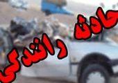 واژگونی اتوبوس ۲۲ مصدوم و یک کشته برجای گذاشت