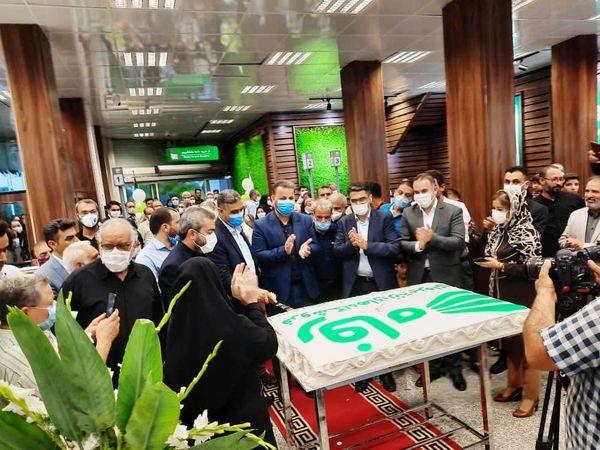 افتتاح شعبه جدید فروشگاه رفاه در کوی ملت اهواز