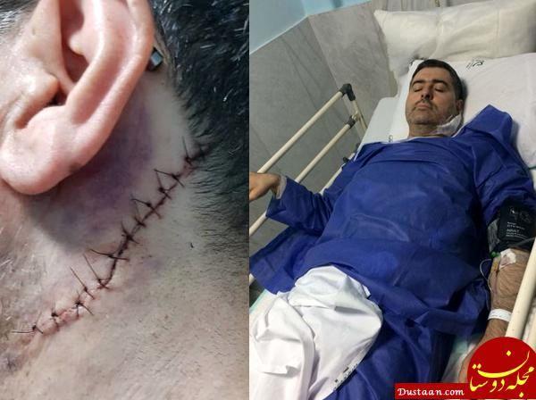 جزئیات جدید از سوءقصد به پزشک تهرانی +تصاویر