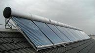 تجهیز بوستان های منطقه سه  به آبگرمکن های خورشیدی