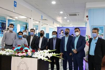 افتتاح بخش مگا آی سی یو بیمارستان امام (ره) اهواز با مشارکت بانک رفاه کارگران
