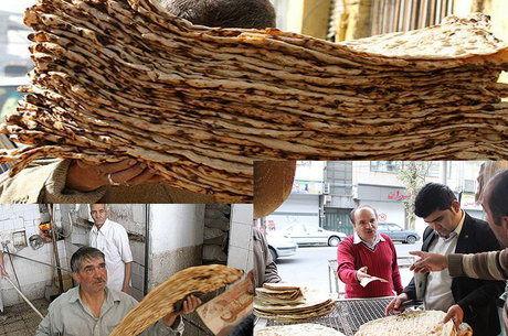 نانهایی بسیار ترسناک شبیه به اجزای بدن انسان! +عکس