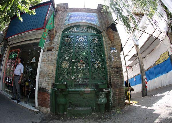 مرمت سقا خانه تاریخی عزیز محمد تا پایان دی ماه آغاز خواهد شد