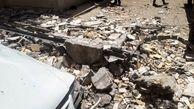 بیشترین خسارات زلزله در مسجد سلیمان بوده است
