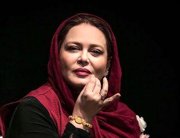 ظاهر متفاوت بهاره رهنما در کنار زن و شوهر خاص برنامه ماه عسل+عکس