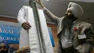 رکورد بلندترین ریش دنیا+عکس