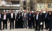 افتتاح و کلنگ زنی پروژه های گردشگری و خدماتی در کیش