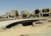 پیشرفت قابل ملاحظه عملیات اجرایی تقاطع میدان جانبازان