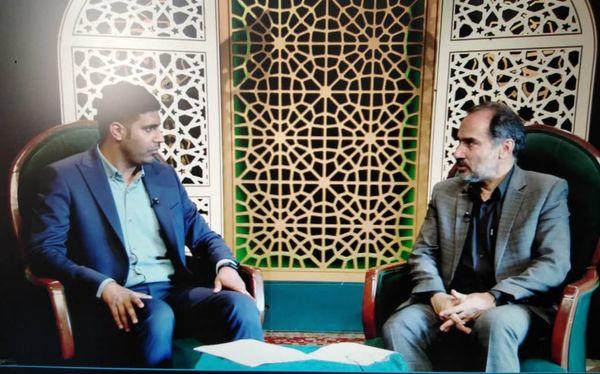 دبیر کل موسسه هابیلیان مهمان برنامه «من طهران» شبکه العالم