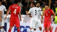 تساوی بدون گل ایران و کره جنوبی در نیمه نخست