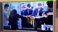 افتتاح و بهره برداری از ساختمان جدید شعبه بانک صنعت و معدن سبزوار
