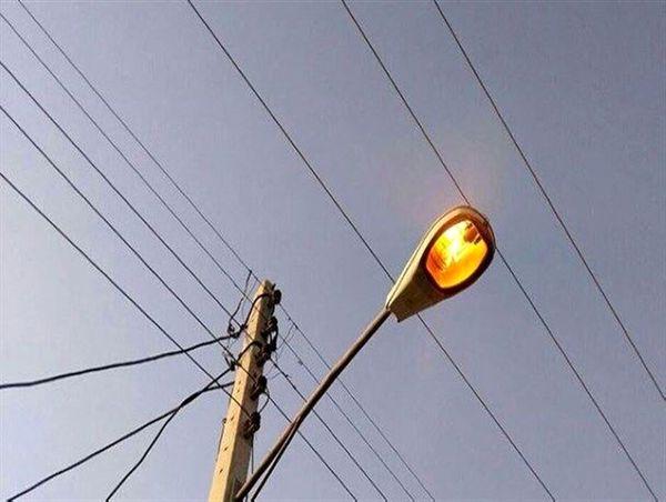 مردم وظیفه اطلاعرسانی روشن ماندن لامپهای معابر را به عهده بگیرند