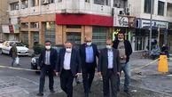 تاکید بر لزوم نگهداشت اصولی از پروژه ساماندهی خیابان ولیعصر(عج)