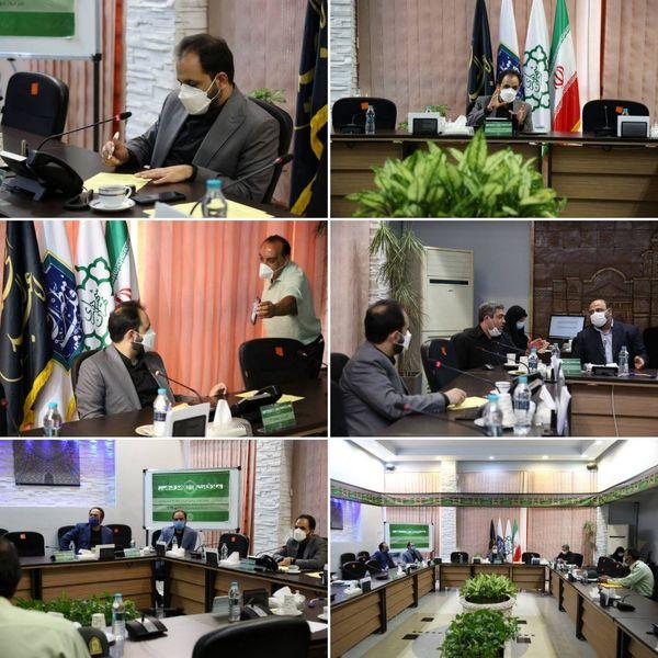 دیدار مردمی شهردار منطقه ۱۲ در راستای حل مشکلات شهروندی