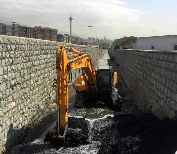 منطقه۲ پایتخت آماده مدیریت بارش های فصلی