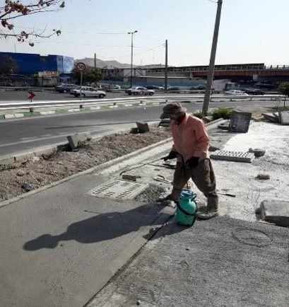 احداث بیش از 6 هزار متر مسیر دوچرخه سواری در محلات شمال شرق تهران