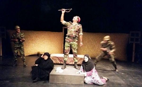 اجرای نمایش های ویژه میدانی برای هفته دفاع مقدس