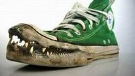 صف بستن مردم ارومیه برای کفش ۳۹ تومنی+عکس