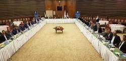 نشست هم اندیشی مدیرعامل بیمه تعاون ومدیران ستادی با مدیران استانی سراسر کشور