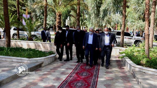 افتتاح هاب توسعه زیستبوم نوآوری جنوب شرق ایران
