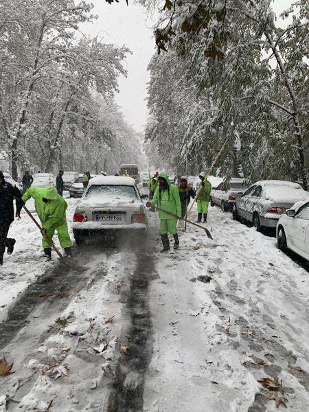 رانندگان از تردد غیر ضروری خودداری کنند