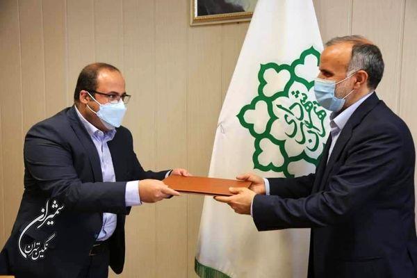 شهردار ناحیه پنج منطقه یک، در بین ۱۰ شهردار برتر تهران قرار گرفت