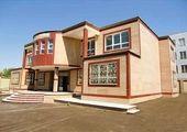افتتاح مدرسه شهدای بانک ملی ایران در روستای سید حسین شهرستان کازرون
