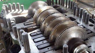 تعمیرات اساسی 20 دستگاه توربین از سوی مدیریت تعمیرات تجهیزات صنعتی و ماشینآلات فرآیندی