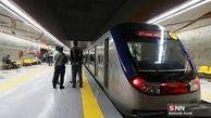 عذرخواهی شرکت بهره برداری مترو به دلیل نقص فنی قطار در خط ۳ مترو
