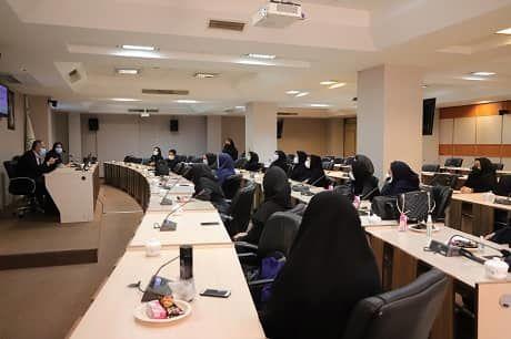 برگزاری جلسه هماهنگی کارشناسان و مسولین خانه های سلامت در منطقه 7
