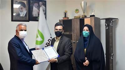 تقدیر نماینده شیراز از عملکرد بانک مهر ایران