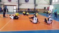 رقابت ۲۲ تیم والیبال نشسته مناطق ۲۲ تهران در منطقه 15