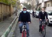 ترویج فرهنگ دوچرخه سواری بین شهروندان با مناسب سازی و بهسازی در ده معبر اصلی منطقه ۱۵
