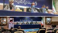 بررسی وضعیت آب شهرها و روستاهای شازند در جلسه شورای حفاظت منابع آب این شهرستان
