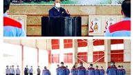 برگزاری مراسم روز آتش نشانی و ایمنی در پتروشیمی بندرامام