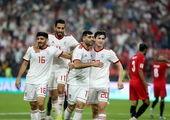 ایران 1 - ویتنام 0 / پایان نیمه اول با گل سردار