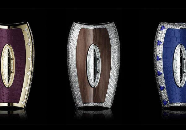 سوئیچهای لاکچری از جنس طلا و الماس +عکس