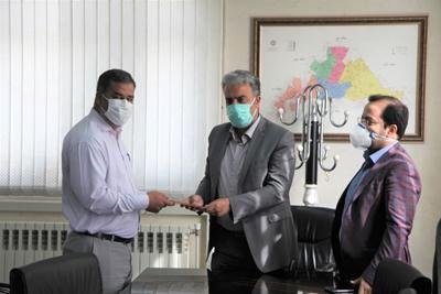مجید سلیمی سرپرست امور شهر شهرداری اراک شد
